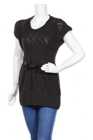 Γυναικείο πουλόβερ Miss Etam, Μέγεθος L, Χρώμα Καφέ, Τιμή 5,38€