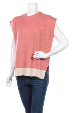 Γυναικείο πουλόβερ Motivi, Μέγεθος L, Χρώμα Ρόζ , 45% πολυαμίδη, 39%ακρυλικό, 10% μαλλί, 6% μαλλί από αλπακά, Τιμή 30,54€