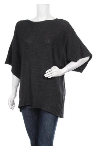 Γυναικείο πουλόβερ Noa Noa, Μέγεθος L, Χρώμα Γκρί, 70% βαμβάκι, 20% πολυαμίδη, 10% μαλλί, Τιμή 20,68€
