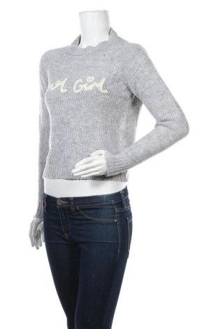 Γυναικείο πουλόβερ Ole By Koton, Μέγεθος S, Χρώμα Γκρί, Τιμή 16,05€
