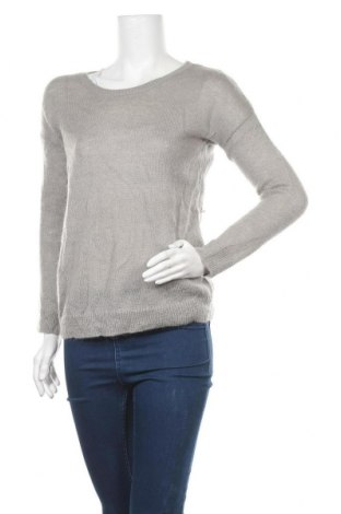 Γυναικείο πουλόβερ Part Two, Μέγεθος S, Χρώμα Γκρί, 40% πολυαμίδη, 23% μοχαίρ, 22% μαλλί, 15%ακρυλικό, Τιμή 8,96€