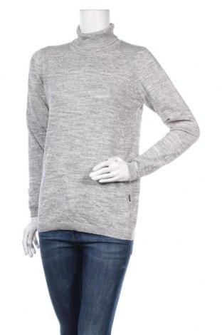 Γυναικείο πουλόβερ Sam's, Μέγεθος M, Χρώμα Γκρί, Βαμβάκι, Τιμή 15,59€