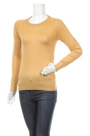 Γυναικείο πουλόβερ Selected Femme, Μέγεθος S, Χρώμα Κίτρινο, Τιμή 16,89€