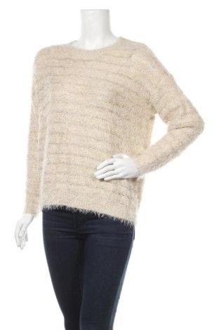 Γυναικείο πουλόβερ Tara, Μέγεθος M, Χρώμα  Μπέζ, Τιμή 12,96€