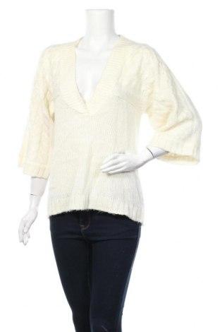 Γυναικείο πουλόβερ Vero Moda, Μέγεθος XL, Χρώμα Λευκό, Τιμή 5,46€