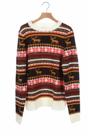 Γυναικείο πουλόβερ Vila, Μέγεθος XS, Χρώμα Πολύχρωμο, Ακρυλικό, Τιμή 12,16€