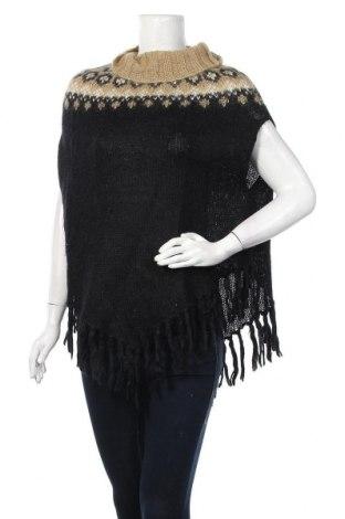 Γυναικείο πουλόβερ Vila, Μέγεθος S, Χρώμα Μαύρο, 50% μοχαίρ, 50%ακρυλικό, Τιμή 5,00€