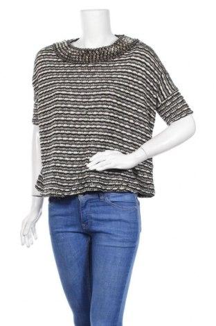 Γυναικείο πουλόβερ Zara Trafaluc, Μέγεθος S, Χρώμα Μαύρο, 46% βαμβάκι, 35%ακρυλικό, 19% πολυεστέρας, Τιμή 8,51€