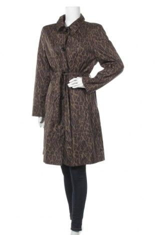 Дамски шлифер, Размер M, Цвят Зелен, Полиестер, Цена 21,37лв.