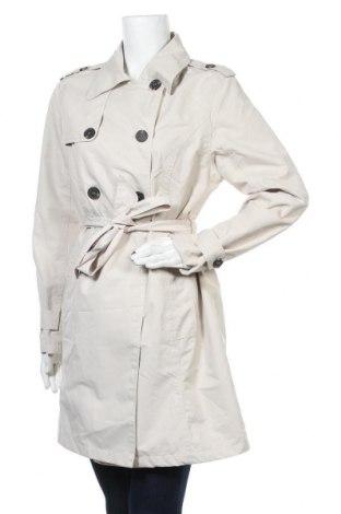 Дамски шлифер Active By Tchibo, Размер L, Цвят Бежов, Полиестер, Цена 22,68лв.