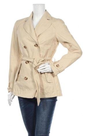 Дамски шлифер Marc Aurel, Размер M, Цвят Бежов, 100% полиестер, Цена 14,70лв.