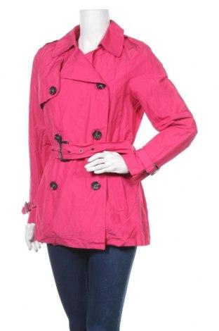Дамски шлифер Michele Boyard, Размер M, Цвят Розов, 50% памук, 45% полиестер, 5% метални нишки, Цена 11,76лв.