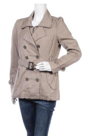 Дамски шлифер Kenneth Cole, Размер M, Цвят Бежов, 100% памук, Цена 44,44лв.