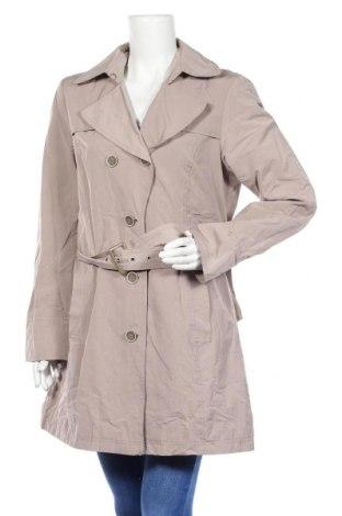 Дамски шлифер S.Oliver, Размер L, Цвят Бежов, 52% памук, 48% полиестер, Цена 23,31лв.