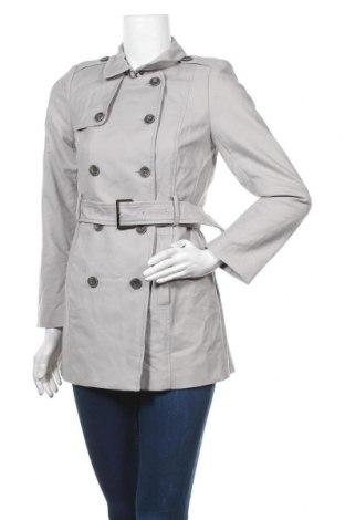 Дамски шлифер The Limited, Размер S, Цвят Сив, 74% памук, 22% полиамид, 4% еластан, Цена 25,73лв.