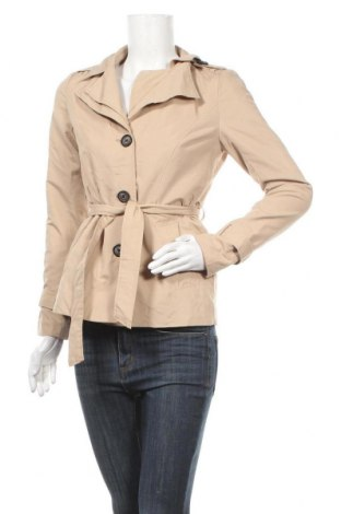 Дамски шлифер Vero Moda, Размер S, Цвят Бежов, Цена 39,69лв.
