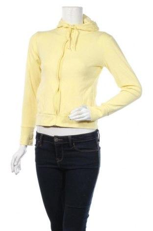 Дамски суичър Lativ, Размер M, Цвят Жълт, Цена 9,56лв.