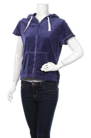 Γυναικείο φούτερ Tantum O.N., Μέγεθος L, Χρώμα Μπλέ, 80% βαμβάκι, 20% πολυεστέρας, Τιμή 8,22€