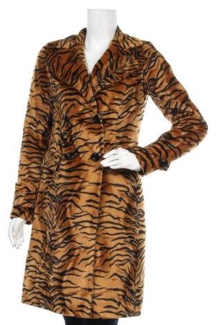 Γυναικείο παλτό Apart, Μέγεθος S, Χρώμα Καφέ, Πολυεστέρας, Τιμή 31,24€