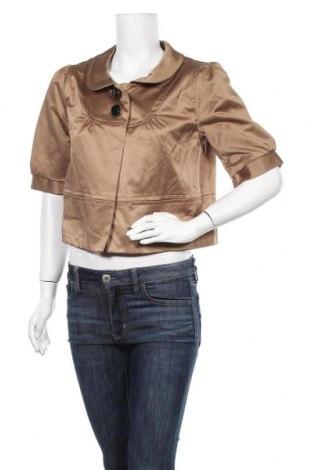 Дамско палто Apt.9, Размер M, Цвят Кафяв, 54% памук, 43% полиестер, 3% еластан, Цена 12,60лв.