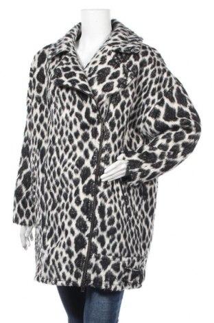 Γυναικείο παλτό Banana Republic, Μέγεθος L, Χρώμα Μαύρο, 35% βαμβάκι, 25% πολυεστέρας, 17%ακρυλικό, 12% μαλλί, 11% μαλλί από αλπακά, Τιμή 44,82€