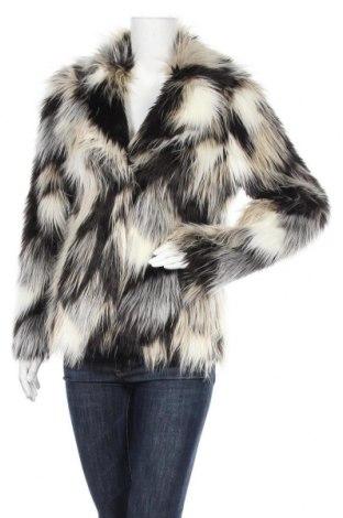 Дамско палто H&M, Размер S, Цвят Многоцветен, Полиестер, Цена 65,10лв.