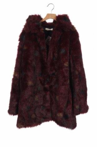 Дамско палто H&M, Размер XS, Цвят Многоцветен, Акрил, Цена 58,59лв.