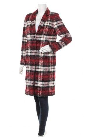 Γυναικείο παλτό Hallhuber, Μέγεθος M, Χρώμα Πολύχρωμο, 46% βαμβάκι, 28% πολυακρυλικό, 14% μαλλί, 6% πολυαμίδη, 6% πολυεστέρας, Τιμή 50,86€