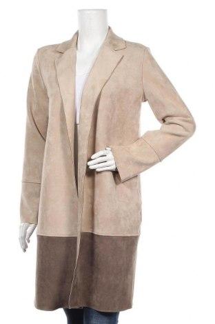 Дамско палто Lascana, Размер M, Цвят Бежов, Цена 39,27лв.