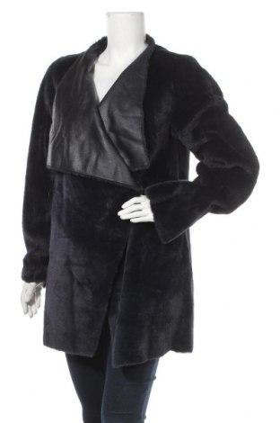 Дамско палто Lauren Vidal, Размер XS, Цвят Син, Полиестер, Цена 125,65лв.