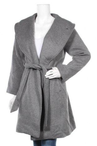 Дамско палто Le Phare De La Baleine, Размер L, Цвят Сив, 70% вълна, 30% полиестер, Цена 71,82лв.