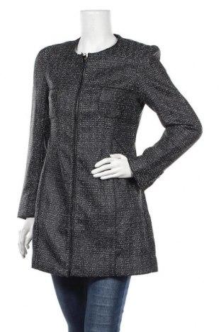 Дамско палто Multiples, Размер M, Цвят Черен, Полиестер, Цена 42,57лв.