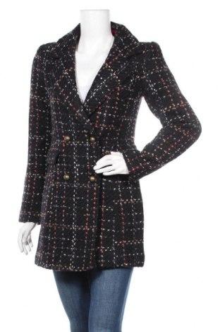 Γυναικείο παλτό ONLY, Μέγεθος S, Χρώμα Μαύρο, 53%ακρυλικό, 37% μαλλί, 10% πολυεστέρας, Τιμή 43,56€