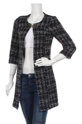 Дамско палто Rinascimento, Размер XS, Цвят Черен, Полиестер, Цена 186,75лв.