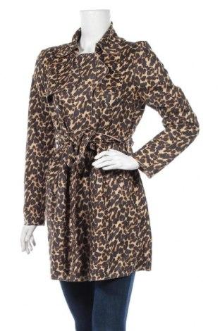 Дамско палто Solitaire, Размер S, Цвят Многоцветен, Полиестер, Цена 26,46лв.