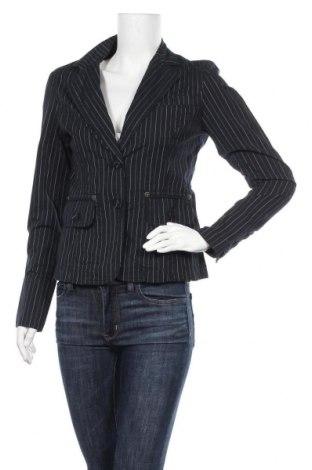 Дамско сако, Размер S, Цвят Син, 98% памук, 2% еластан, Цена 5,31лв.
