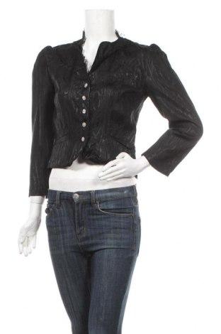 Дамско сако, Размер S, Цвят Черен, Цена 4,62лв.