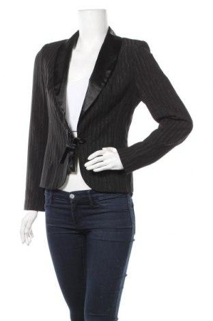 Дамско сако, Размер M, Цвят Черен, Цена 15,75лв.
