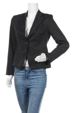 Дамско сако, Размер S, Цвят Черен, 70% вълна, 30% полиестер, Цена 14,44лв.