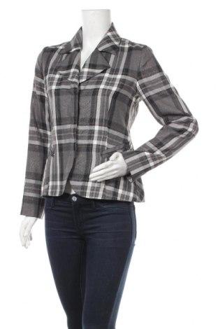 Дамско сако, Размер S, Цвят Сив, 42% вискоза, 48% полиестер, Цена 7,80лв.