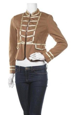 Дамско сако, Размер M, Цвят Кафяв, Полиестер, Цена 20,65лв.