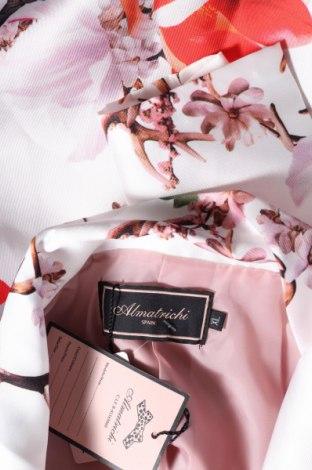 Дамско сако Almatrichi, Размер XL, Цвят Многоцветен, Полиестер, Цена 194,25лв.