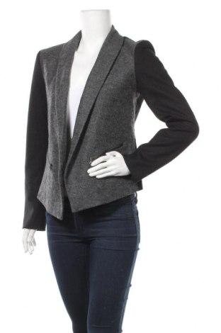 Дамско сако Ann Taylor, Размер S, Цвят Черен, 60% полиестер, 40% вълна, Цена 19,43лв.
