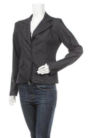 Дамско сако Easy, Размер M, Цвят Сив, 65% памук, 35% полиестер, Цена 5,25лв.