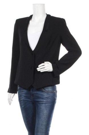 Дамско сако Eleven Paris, Размер L, Цвят Черен, 64% полиестер, 22% вискоза, 3% еластан, Цена 95,60лв.