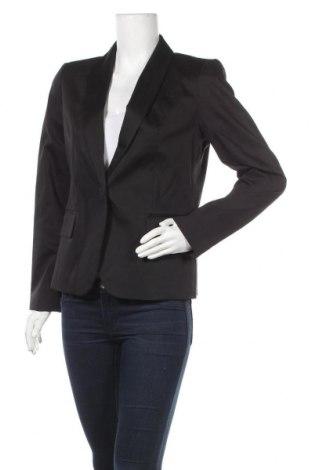 Дамско сако Etam, Размер L, Цвят Черен, 97% памук, 3% еластан, Цена 34,20лв.