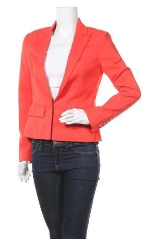 Дамско сако Guess By Marciano, Размер L, Цвят Червен, 48% памук, 45% полиамид, 7% еластан, Цена 86,70лв.