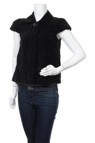 Дамско сако H&M, Размер M, Цвят Черен, Полиестер, Цена 5,31лв.
