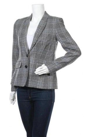 Γυναικείο σακάκι Hallhuber, Μέγεθος M, Χρώμα Γκρί, 45% πολυακρυλικό, 25% μαλλί, 25% πολυεστέρας, Τιμή 35,46€