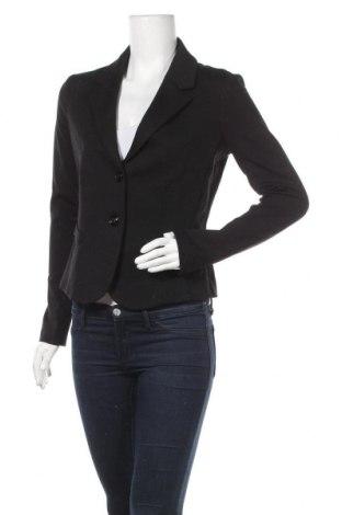 Дамско сако Imperial, Размер XL, Цвят Черен, 68% вискоза, 27% полиамид, 5% еластан, Цена 59,25лв.